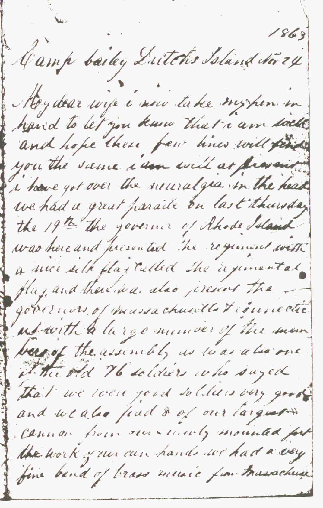 letters from a civil war soldier fullscreen download transcript simeon tierce letters 1863 p01jpg